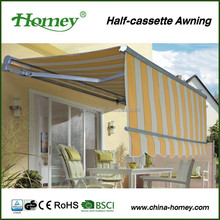 BSCI factory ! long valance used canopies for sale with GS
