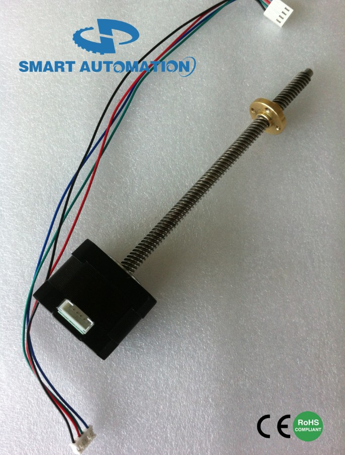 High Quality Nema 17 stepper motor, nema 17 stepping motors , CE RoHs Low Price