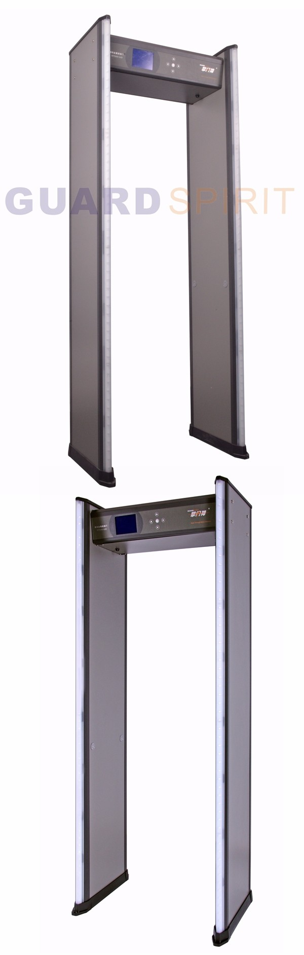 XYT2101LCD Best well sale China portable walk through metal detector sale