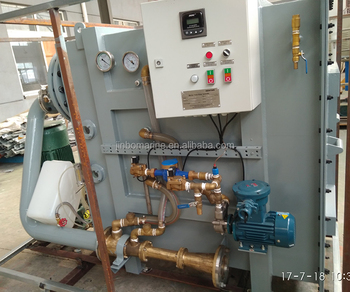 20ton/day Marine Fresh Water Generator