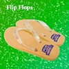 Beach Flip Flops for Promotional Events