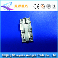 zinc alloy die casting part transducer shell