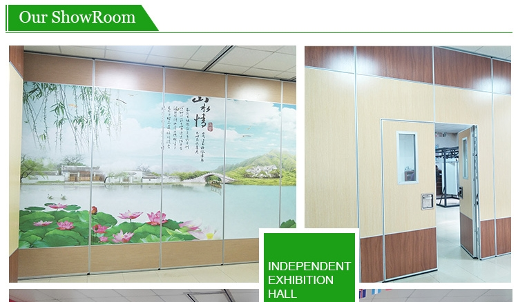Banquet Customized Wooden Partition Wall Panel Interior Wall Partition for Restaurant
