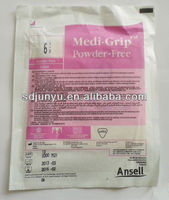 disposable latex gloves/latex surgical hand gloves/medical latex gloves