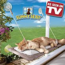 hot sale sunny seat window mounted cat bed pet hammock as seen on TV
