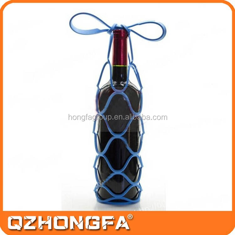 Wholesale cute silicone wine bottle holder buy wine for Cute wine bottles