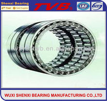 high accuracy specialized shiv four row cylindrical roller bearing