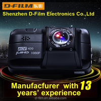 1080P HD Car Vehicle DVR Camera Video driving recorder gps g-sensor digital tachograph