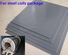 Plastic sheet, Polypropylene sheet for steel coils and cable drums package