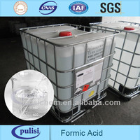 For Textile Formic Acid used ibc tank