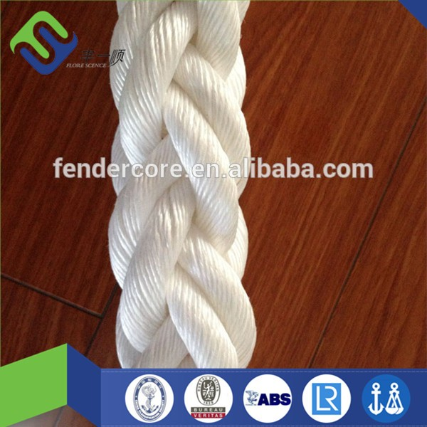 Factory manufacture yatch used 8 strand polypropylene rope