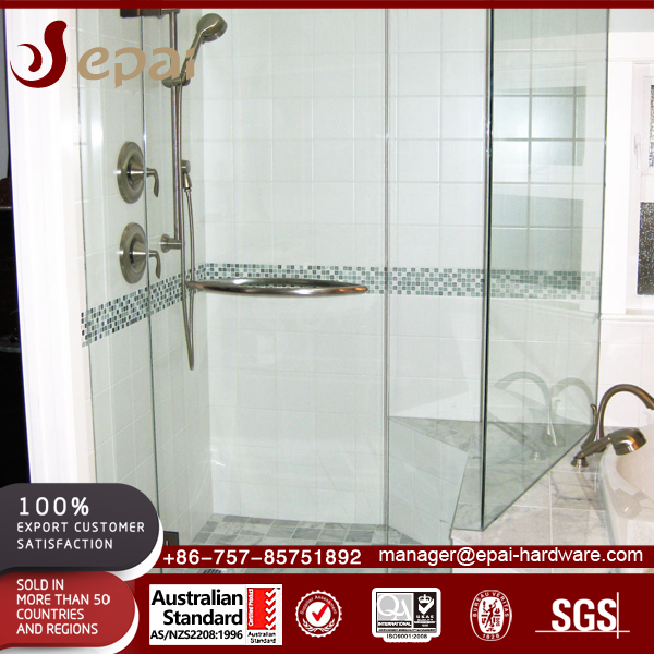 Germany Fashionable Glass Stainless Steel Shower Enclosure