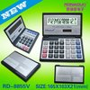 function rule calculator Factory supply folding 12 digits calculator 8855