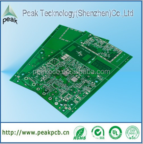 HASL pcb factory, pcb circuit board, customized electronic pcb board
