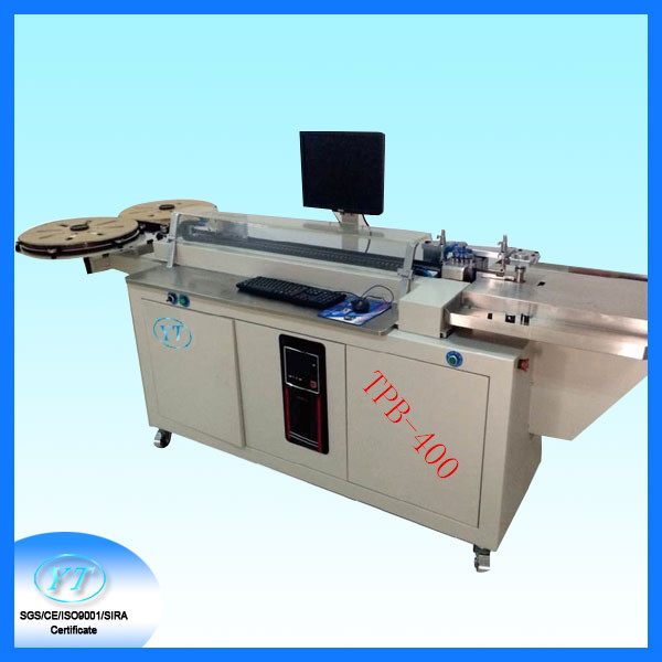 TPB-400 die cutting auto rebar bending machine