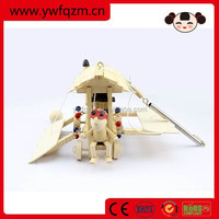 High Quality Wooden Toy Flying Fairy