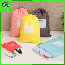 china factory promotional OEM gym sack bag