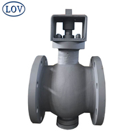 LOV WCB Body Ceramic Lined Pneumatic
