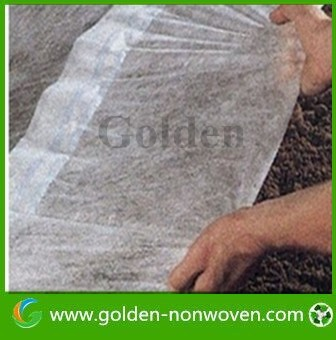 pp spunbond nonwoven fabric(PPSB) Geotextiles nonwoven