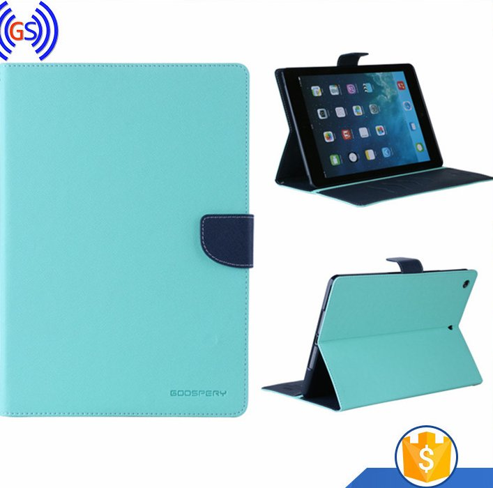 Mercury Goospery Fancy Diary Flip Leather For Ipad Mini 2 Cases,Flip Leather Case For Ipad mini 2 With Card Slots