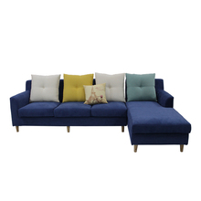Latest Corner Design Couch One Two Three Seaters Lounge Furniture Living Room Sofa