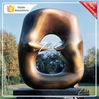 Classic Design Henry Moore Bronze modern abstract art sculpture
