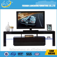 LCD tv stand wood rack brackets lcd mounting bracket modern tv stand