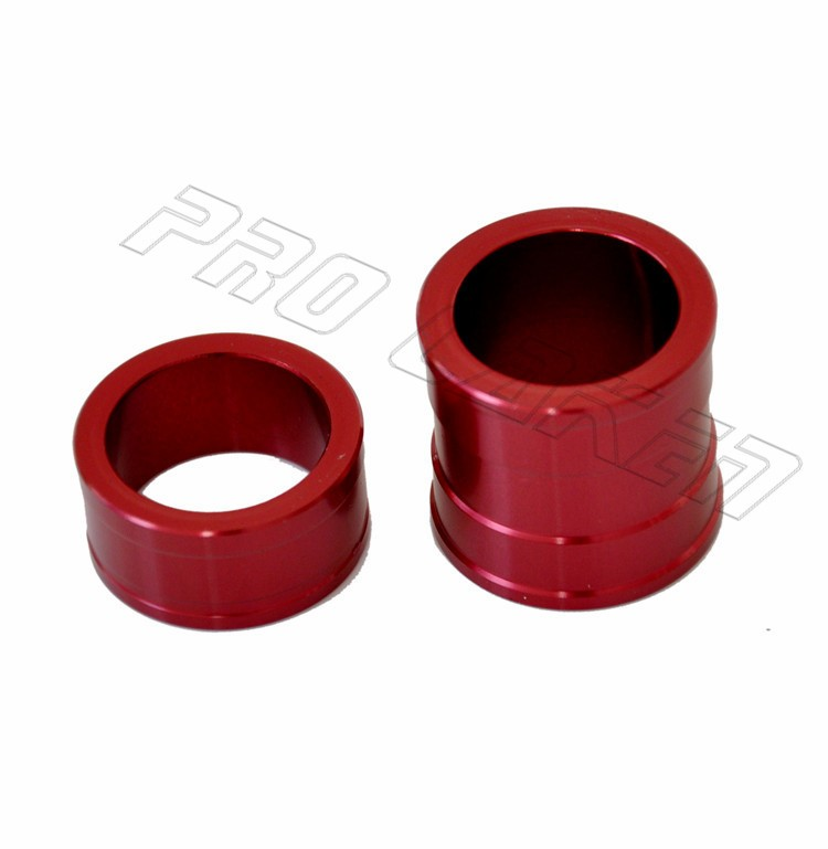 motorcycle accessories aluminum alloy wheel hub spacers for CRF250 CRF450