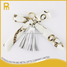 Hang bag decoration tassels buckle key chain