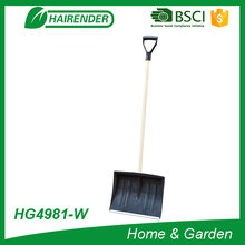 snow shovel with long handle snow shovel for garden black snow shovel