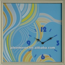 2013 high quality natural stone clock modern floor clocks clock suspension spring