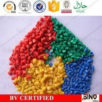 Plastic raw material virgin recycled hdpe granules
