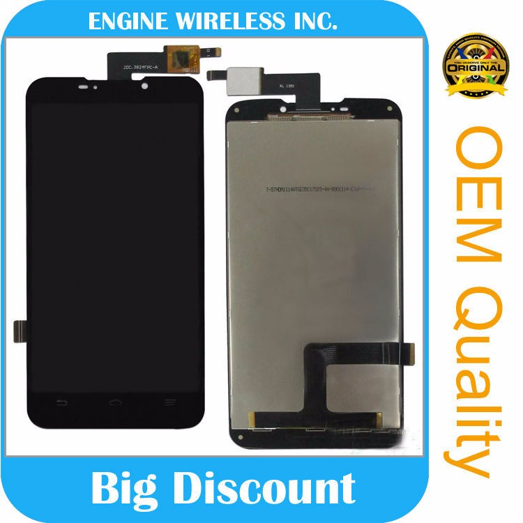 Original LCD and Touch Screen Assembly lcd screen for zte nubia z5 z5s nx501 nx503a