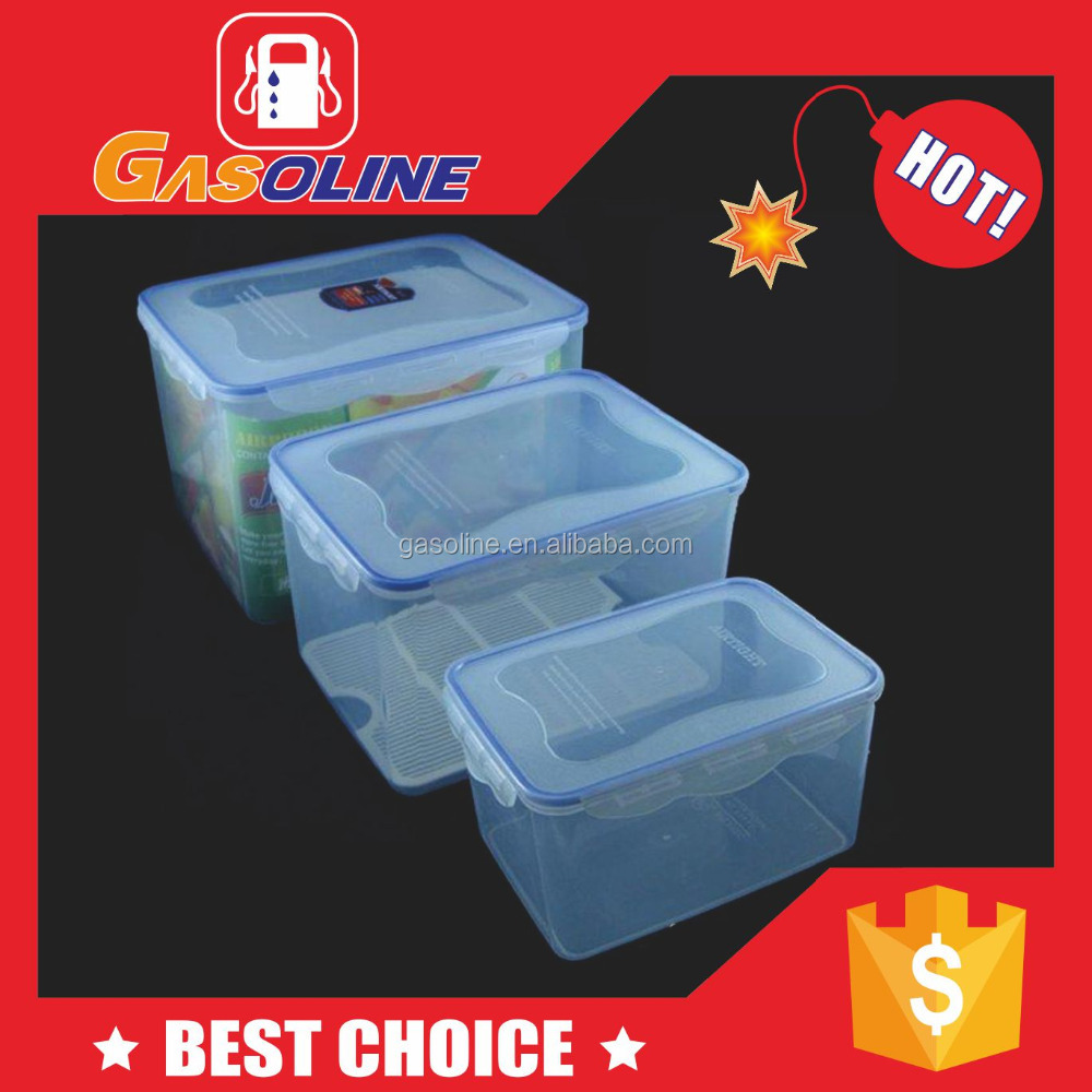 Exclusive wholesale plastic folding storage container