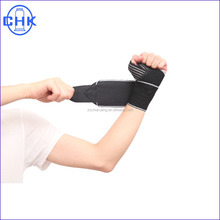 2017 hot sell weightlifting wristband Power Lifting Gym Elastic Wrist Strap