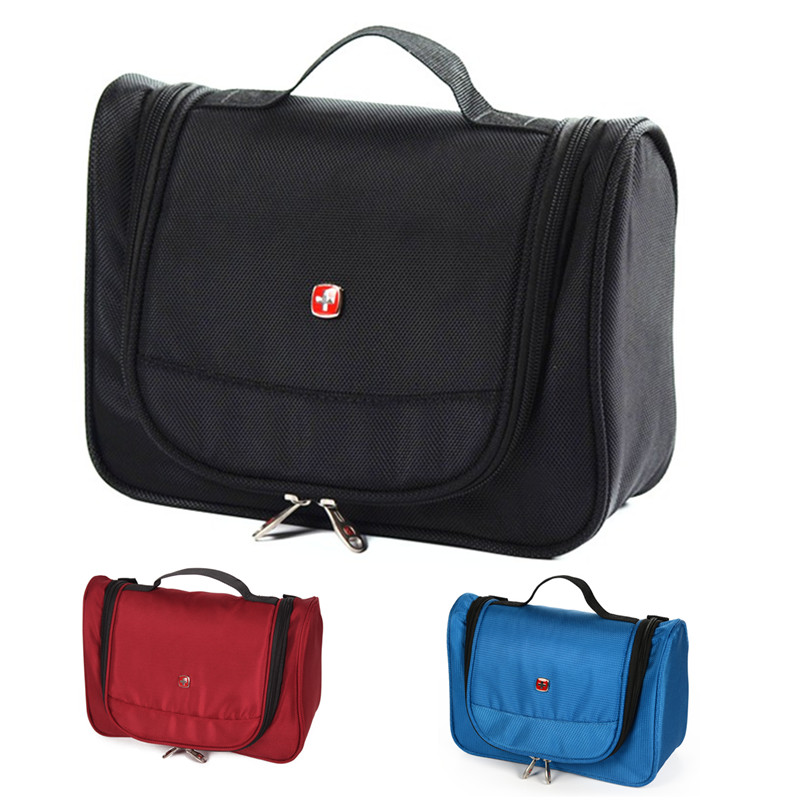 OEM Factory Custom hanging wash toilet travel Bag Durable waterproof Makeup train Storage Case toiletry bag