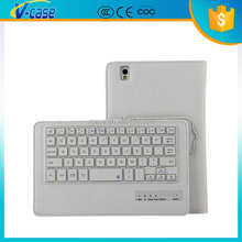 China supplier keyboard case 9.7 tablet pc leather case bluetooth keyboard, leather case with keyboard for 9.7 inch tablet pc
