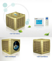 customized industrial portable evaporative air cooler manufacturer