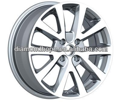 ZW-BU975 steel wheels 18 inch Alloy Wheels