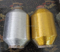 yarn for ribbon x type metallized yarn