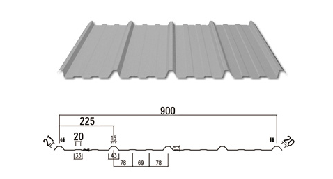 wholesale corrugated steel sheet for roofing building material