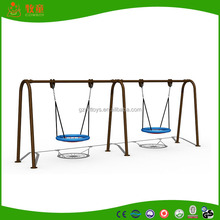 2015 Cowboy Brand galvanized otdoor park swing set for kids