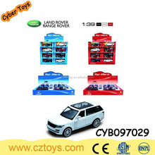 High quality 1:32 scale alloy licensed model car toy for selling