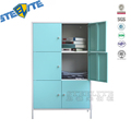 Home Storage Baby Metal Wardrobe Closet Cabinet Cube Storage Cabinet Design