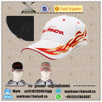 Fashion bucket hat with led light, baseball caps and baseball hats with led lights