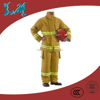 retardant aluminized fire proximity suit