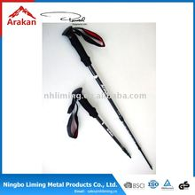 Hot selling factory directly trekking poles/hook walking stick