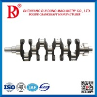 factory wholesale good price manufacturer OEM casting for Toyota 2KD crankshaft engine japan auto spare parts