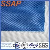 high strong polyester mesh fabric sludge dewatering conveyor belt