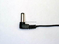 wholesale male and female dc power plug 2.5mm * 0.7mm extension cable